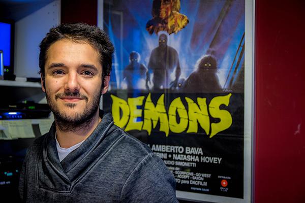 Alberto Fernández, socio de Artistic Metropol. Foto: Irene del Cerro