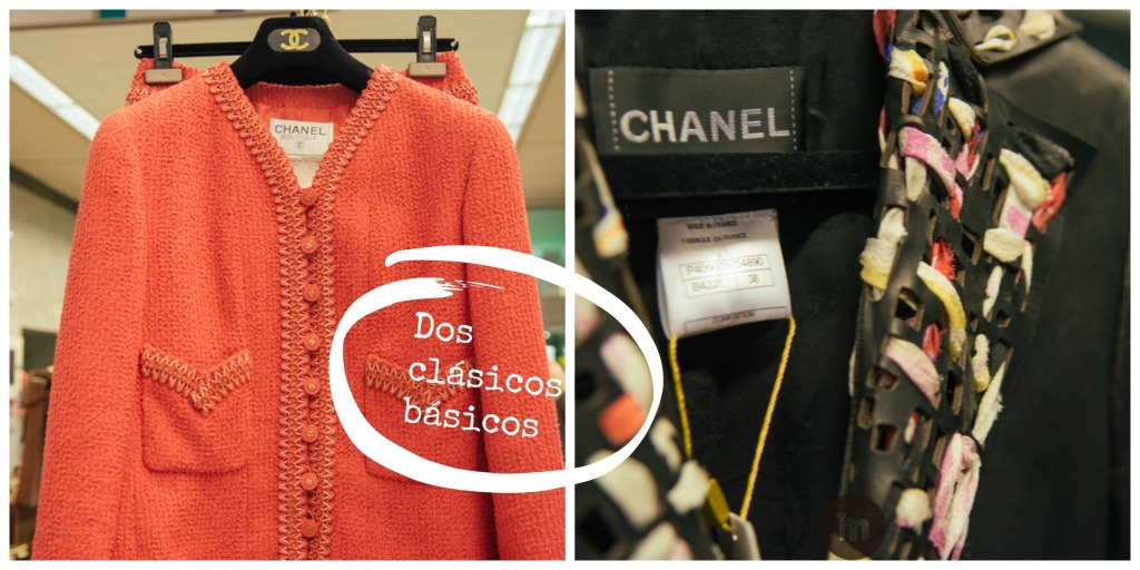 Chanel Collage madrid a tu estilo