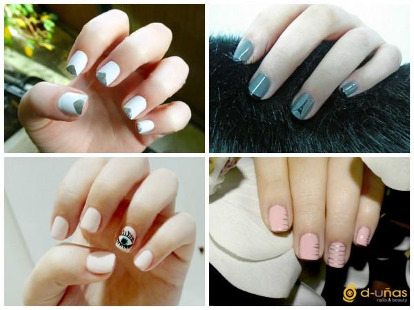 manicura primavera nail art