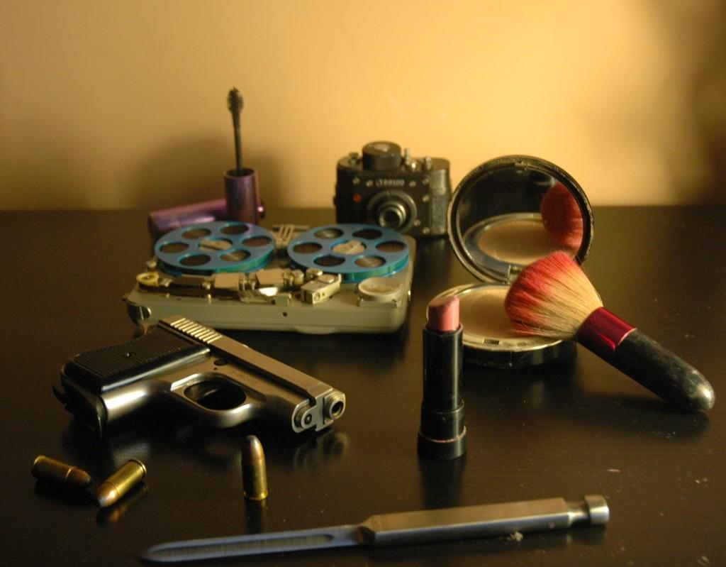 Algunos de los objetos expuestos 1