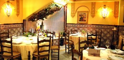restaurante la giralda madrid