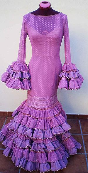 vestido de plumeti alquiler