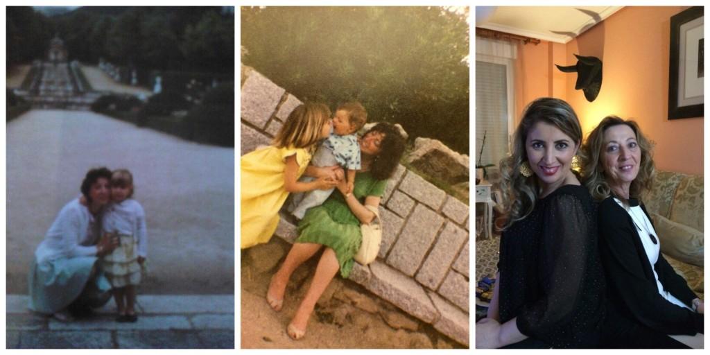 mama y yo collage