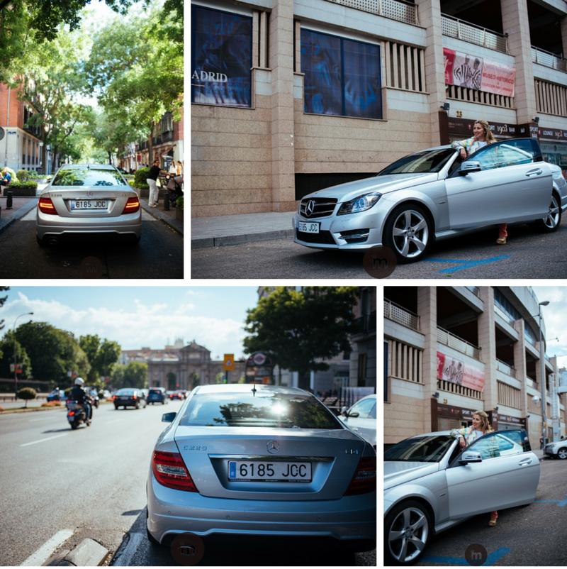 Madrid a tu estilo prueba Europcar Prestige