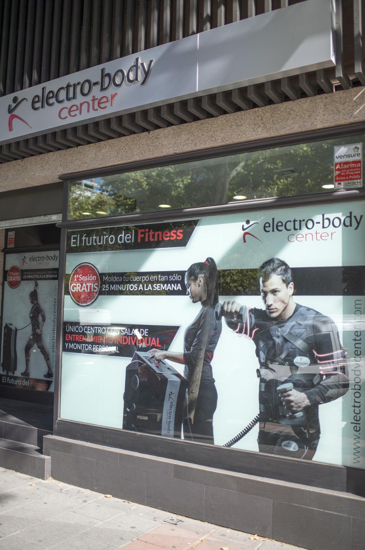 Electroestimulación Electrobodycenter Madrid a tu estilo