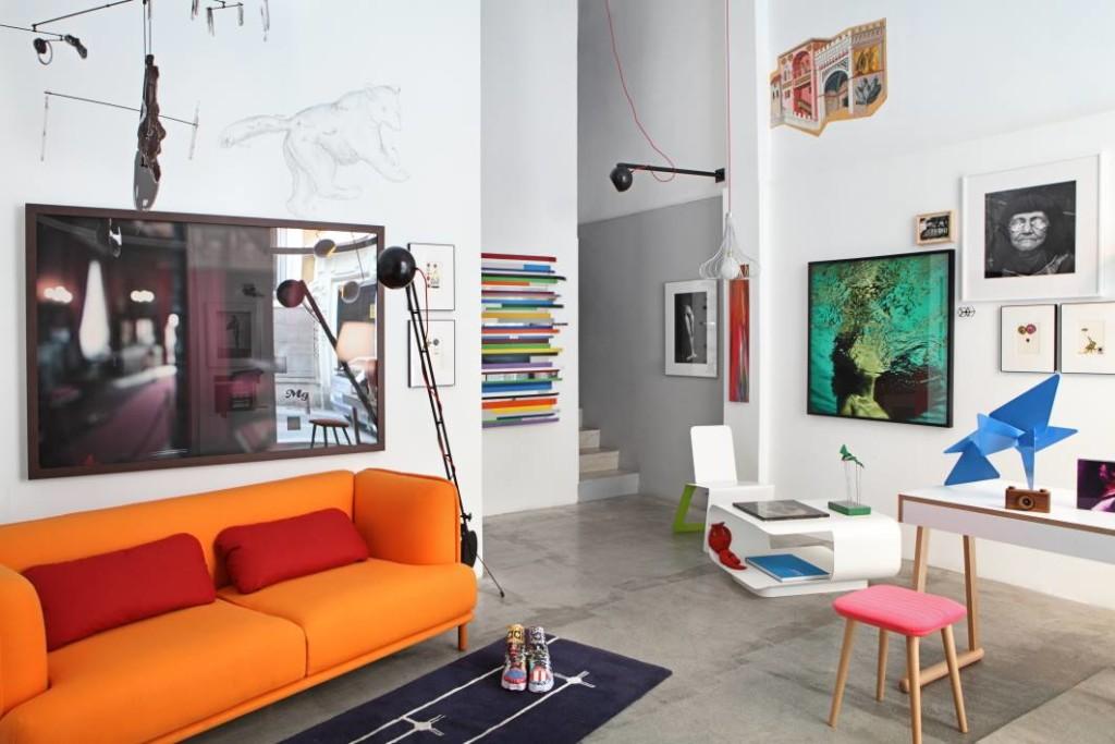 Exposicion Galeria Mondo Madrid a tu estilo