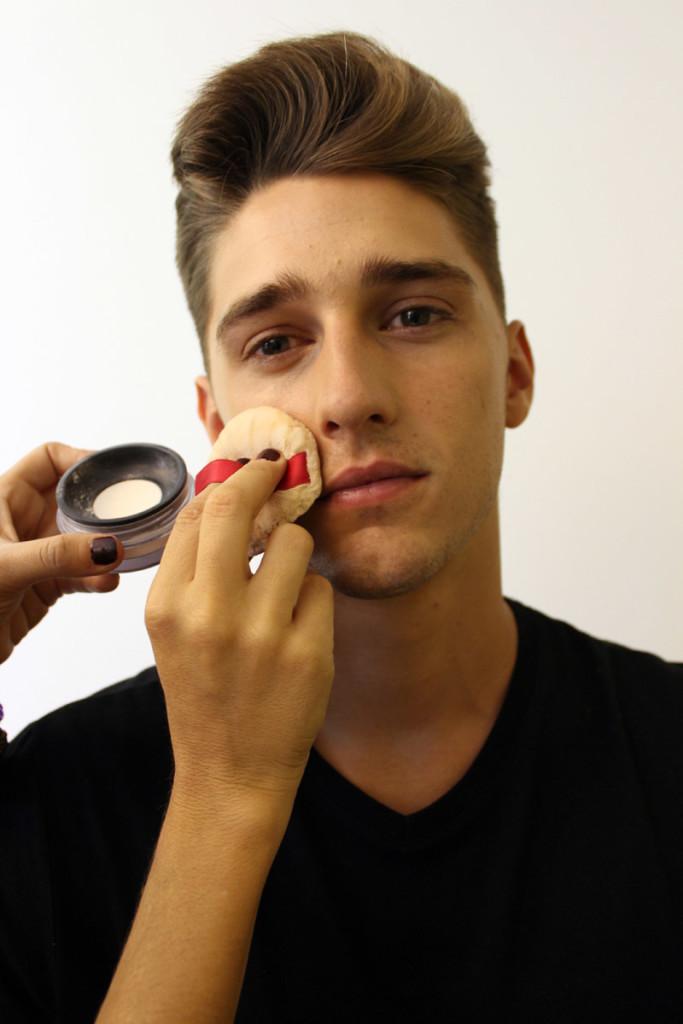 Maquillaje para hombre Madrid a tu estilo