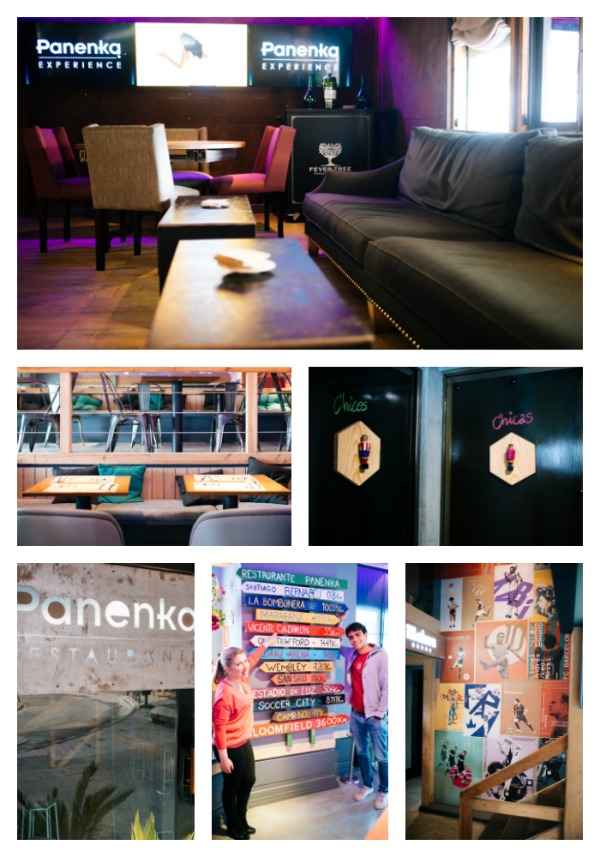 Restaurante Panenka © Madrid a tu estilo