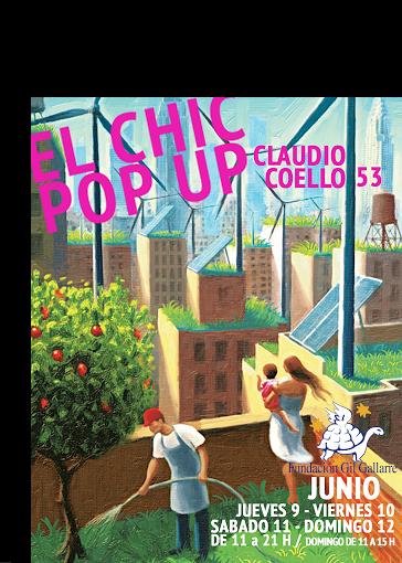 POP UP CHIC Madrid a tu estilo