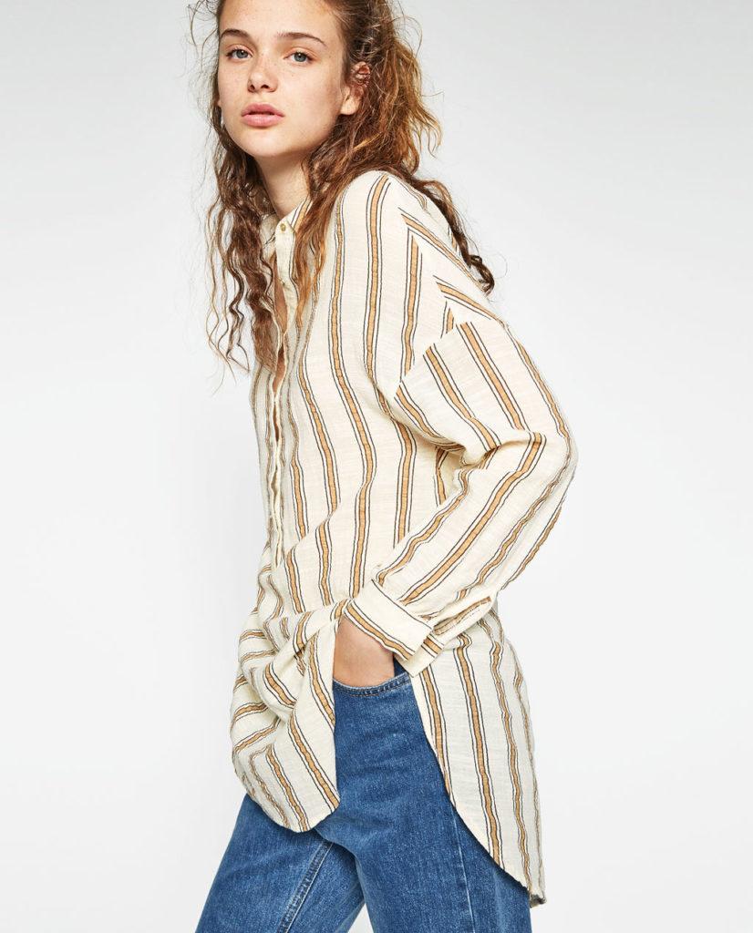 Camisa de Zara   Madrid a tu estilo