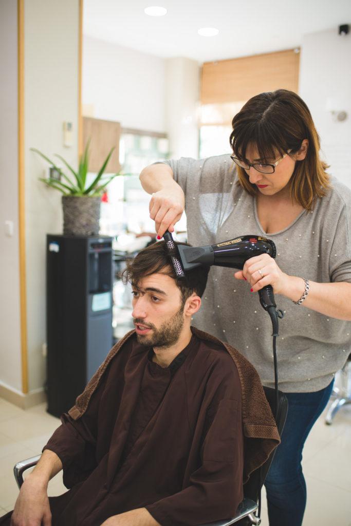 Cambio de look masculino en Purificacion Varas © Madrid a tu estilo-1