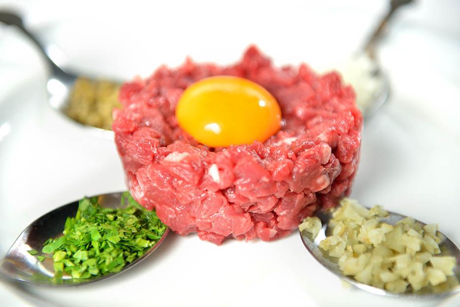 Steak Tartar Normandie Ondarreta