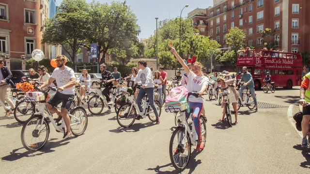 TrendCycle Madrid. madrid a tu estilo